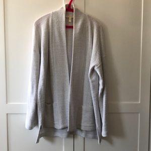 Eileen Fisher light cotton jacket
